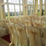 Civil Ceremony at Dovecliff Hall