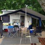 Addo campsite