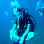 love to do underwater poses