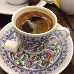 A free Turkish coffee to relax in the hotel