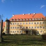 Schlosshotel der Vielfalt mit 40 individuellen Zimmern und 80 Betten.