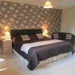 Super king size or twin en-suite room