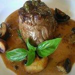 Aged Beef Fillet au poivre