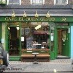 Fantastic Cafe El Buen Gusto!!