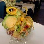 Mix di frutta esotica