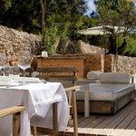 restaurant terrassa piscina