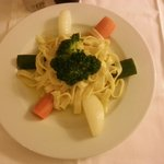 room service - Veg pasta