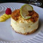 Tarte au citron maison, façon cheese cake