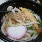 Udon Tempura Soup