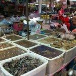 Bang Lam Poo Market