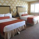 Bedroom oceanfront