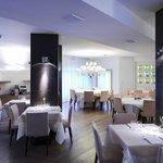 Sala ristorazione Hotel Parigi 2