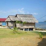 Narasgandup huts