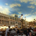 Replica of the Piazza San Marco in Venice! It really looks just like this.