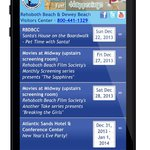 Check out our Android and iPhone app for the Rehoboth Beach - Dewey Beach Chamber of Commerce