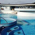 Термальный бассейн на открытом воздухе