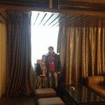 Kids enjoyed the hotel