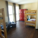 6 beds female room