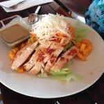 On a lighter note, Chicken Salad