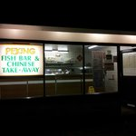 Peking palace fish bar....in Sawbridgeworth