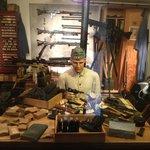 Atlantic Wall Museum (Weapon Repairer)