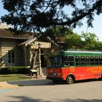 Historic Starved Rock Lodge & Trolley