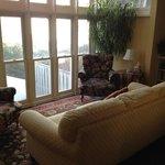 Sun room - Connor House