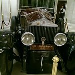 The famous Rolls-Royce owned by Nawab of Bhawalpur