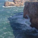 Cliffs on the Atlantic, Sagres