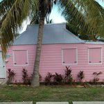 This is a picture of our private bungalow!