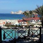 View From The Casa Dorada Los Cabos