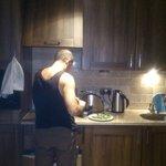 io in cucina