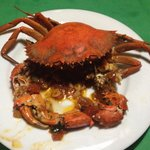 The best crab I have ever tasted! :-)