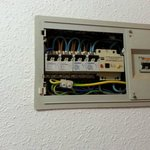 Exposed electrical box