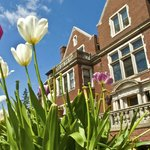 Spring at Glensheen