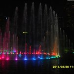Symphony fountains by Petrona Tower KL