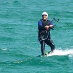 Getting going kiting