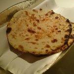 Butter Naan at Ziya