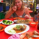 Great food in China Town KL