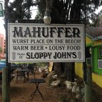 Mahuffer's Sign