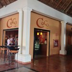 the Coco cafe