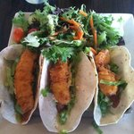 Battered Fish Tacos