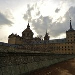 vista de el escorial