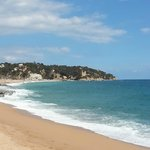 beach 20 min walk