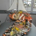 PLATEAU DE FRUITS DE MER UN REGAL