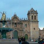 centro historico cuzco