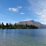 queenstown is an amazing place photo from town looking out