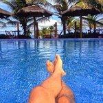 Piscina do Villa da Praia: ideal para relaxar