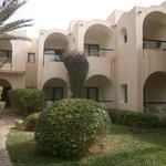 Balcons chambres Annexe