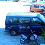 Hotel microbus